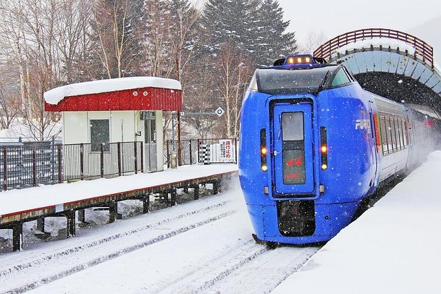 visit on beautiful train
