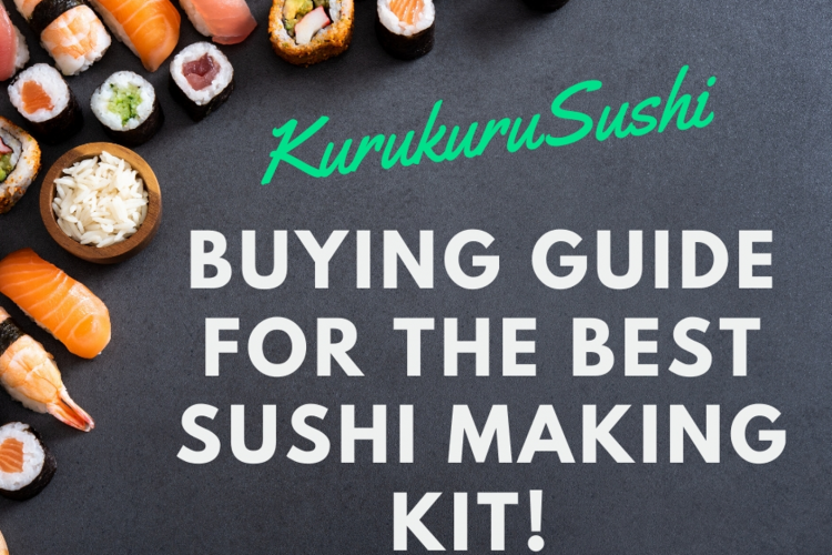 Buying Guide For The Big Sushi